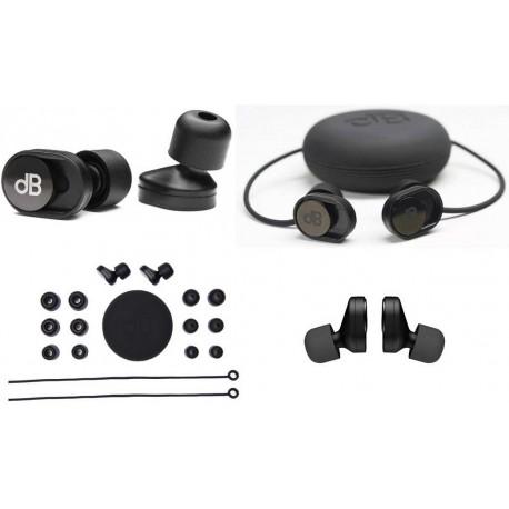 EARLABS dBud tappi per le orecchie con due regolazioni per il volume