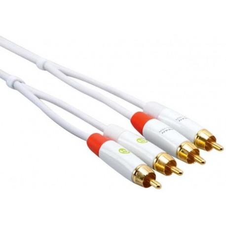 BEATPORT DJ Cables RCA 3mt