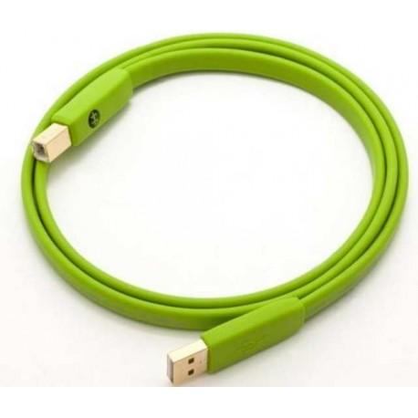 BEATPORT DJ Cables USB 1mt cavo usb-a usb-b verde 1mt