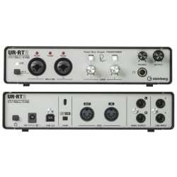 STEINBERG UR-RT2 interfaccia audio 4x2 usb 2.0 Rupert Neve Designs