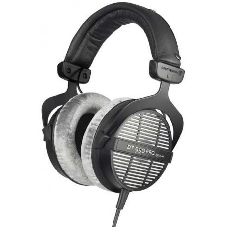 BEYERDYNAMIC DT990 PRO 250 cuffia da monitor studio aperta