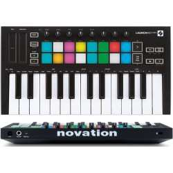 NOVATION Launchkey Mini Mk3 USB/midi controller 25 tasti mini