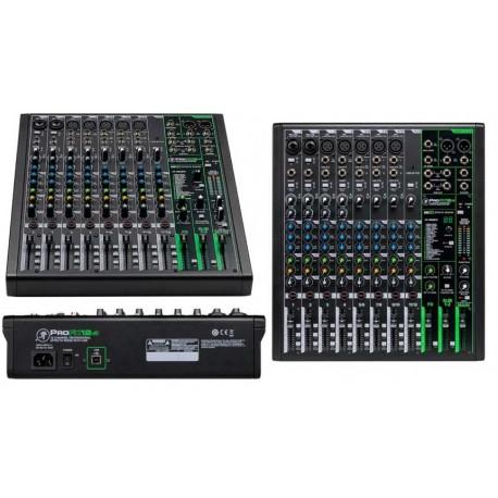 MACKIE ProFX12v3 mixer 12 canali con effetti e USB
