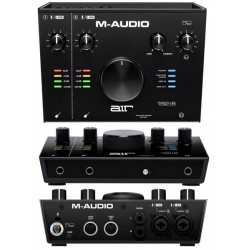 M-AUDIO AIR 192|6 intrfaccia audio midi 2 in/2 out