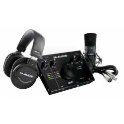 M-AUDIO AIR 192|4 VOCAL STUDIO pack completo per produzione audio