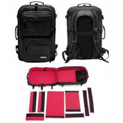 MAGMA RIOT DJ BACKPACK XL zaino per dj controller xl e accessori