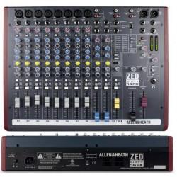 ALLEN & HEATH ZED60 14 FX mixer usb 14 canali con effetti