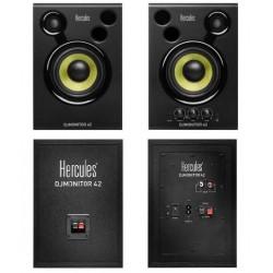 """HERCULES DJ Monitor 42 coppia di monitor da studio 4"""" 40W"""
