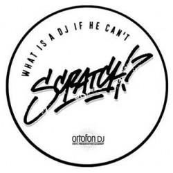 ORTOFON Slipmat Scratch (coppia)