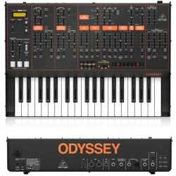BEHRINGER Odyssey synth analogico duafonico