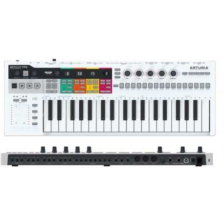 ARTURIA Keystep Pro controller USB/MIDI/CV 37 tasti