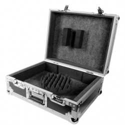 ACCU-CASE PROTEK TT PRO CASE BLACK flight case per giardischi