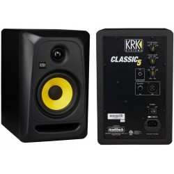 KRK CLASSIC 5 monitor audio near-field bi-amplificato 50watt