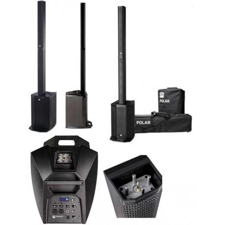 HK AUDIO POLAR 10 pa system a colonna 2000w