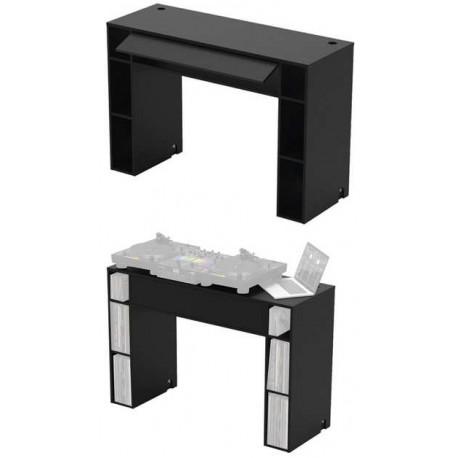GLORIOUS Modular Mix Station Black tavolo per dj