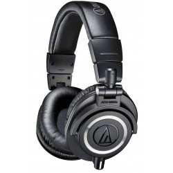 AUDIO TECHNICA ATH-M50X cuffia monitor nera