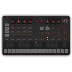 IK MULTIMEDIA UNO synth analogico