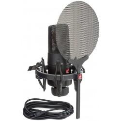 SE ELECTRONICS X1 S Vocal Pack con microfono, shockmount, antipop e cavo