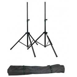 DAP Audio speaker stand set (borsa di trasporto inclusa) D8324