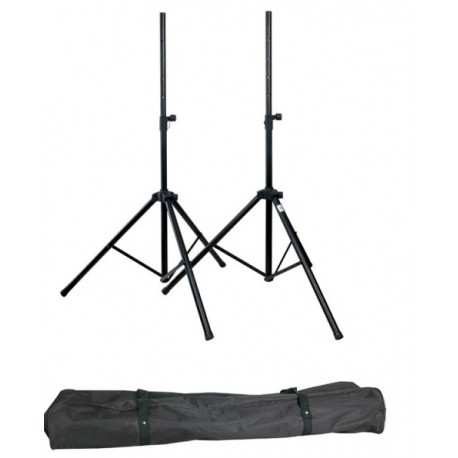 DAP Audio speaker stand set (borsa di trasporto inclusa) D8324