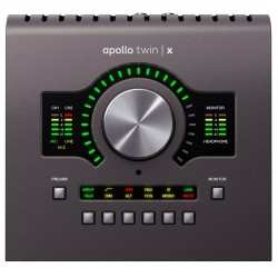 UNIVERSAL AUDIO Apollo Twin X Duo interfaccia thunderbolt duo core