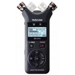 TASCAM DR-07X registratore portatile stereo