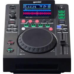 GEMINI MDJ600 lettore cd e media player professionale