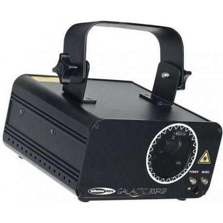 Showtec Galactic RGB 300 Value Line Laser con telecomando