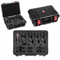 SE ELECTRONICS V Pack Club kit 6 microfoni per batteria