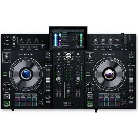 """DENON DJ Prime 2 console stand-alone con touchscreen 7"""""""