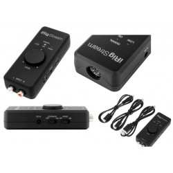 IK MULTIMEDIA Irig Stream iterfaccia per streaming audio
