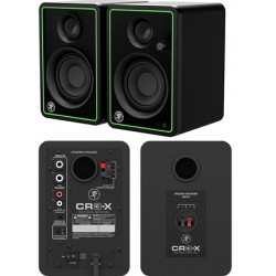 MACKIE CR3-X(Coppia) monitor da studio 50W Woofer 3""