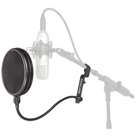 TASCAM TM-AG1 pop filter per microfono