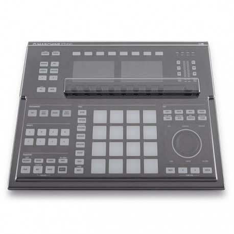 DECKSAVER NI MASCHINE STUDIO COVER copertura in policarbonato per Native Instruments Maschine Studio