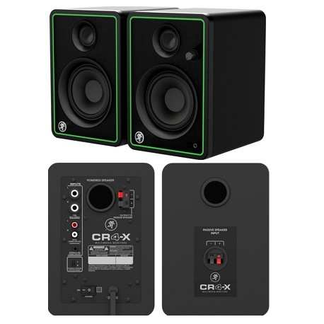 MACKIE CR4-X(coppia) Monitor da studio con woofer da 4""