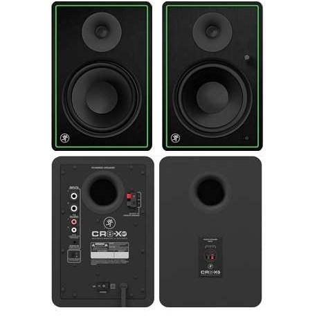 """MACKIE CR8-XBT(coppia) monitor da studio 8"""" con bluetooth"""