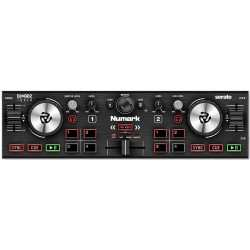 NUMARK DJ2GO2 touch controller per dj con interfaccia audio