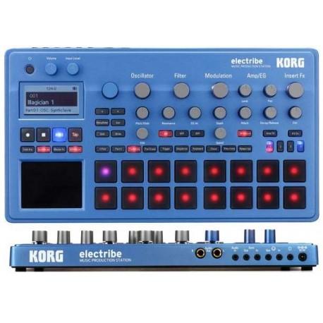 KORG Electribe 2 Blue groove box per produzioni musicali