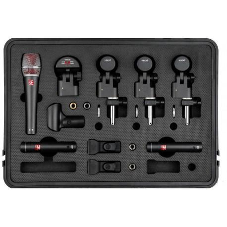 sE ELECTRONICS V Pack Arena kit microfoni per batteria