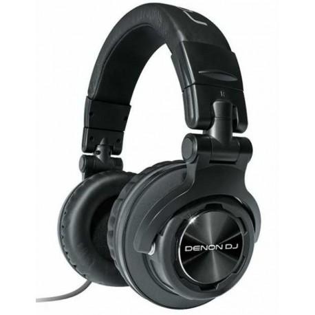 DENON DJ HP1100 cuffia dinamica chiusa nera