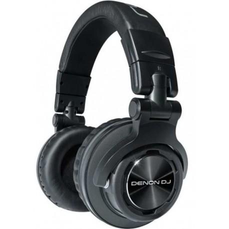 DENON DJ HP600 cuffia dinamica chiusa nera