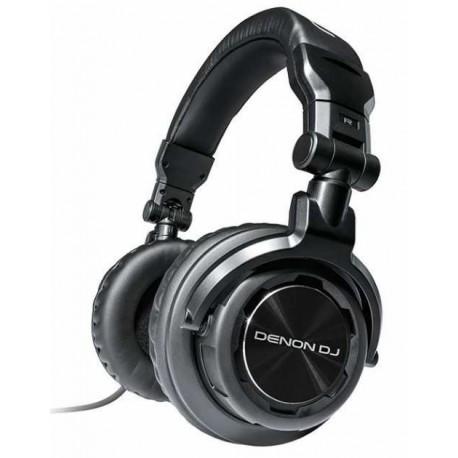 DENON DJ HP800 cuffia dinamica chiusa nera