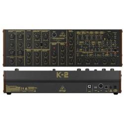 BEHRINGER K-2 sintetizzatore mobofonico semi-modulare