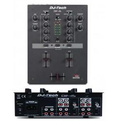 DJ TECH DIF-1S mixer 2 canali con innofader