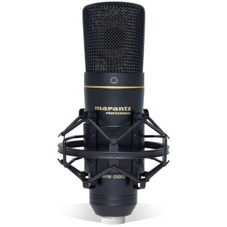 MARANTZ MPM-2000U microfono a condensatore USB