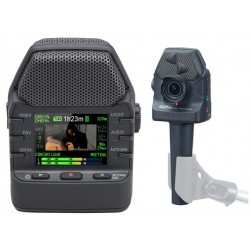 ZOOM Q2n registratore video e audio portatile e webcam