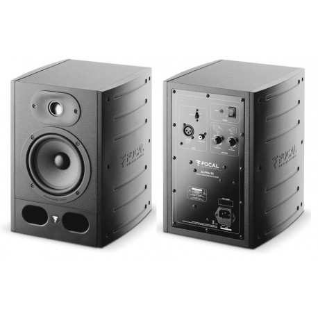 "FOCAL Alpha 50 studio monitor biamplificato 5""/1"" 55W"