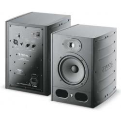 "FOCAL Alpha 65 studio monitor biamplifocato 6.5""/1"" 105W"