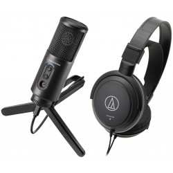 AUDIO TECHNICA Home Studio Bundle