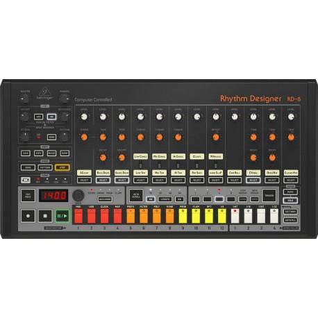 BEHRINGER RD-8 drum machine analogica